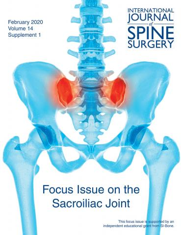 International Journal of Spine Surgery: 14 (s1)