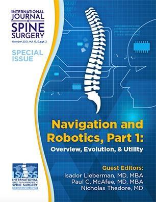 International Journal of Spine Surgery: 15 (s2)